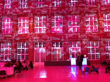 Trumpa ilgoji muziejų naktis Berlyne
